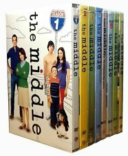 The Middle Complete  Series All Seasons 1-9
