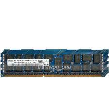 Hynix 32GB 4x8GB 2Rx4 PC3L-12800R DDR3 1600MHz 240Pin RDIMM ECC REG Server RAM