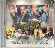 CD - Los Alegres Del Barranco NEW Pisteando En Vivo Vol. 2 FAST SHIPPING !