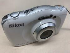 Nikon Coolpix S33 13.2MP Waterproof Camera