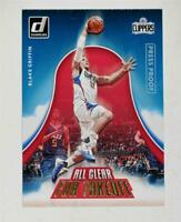 2017-18 Donruss All Clear For Takeoff Press Proof #12 Blake Griffin