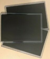 "5 Semi-Rigid Magnetic Top Loader Photo Protector Pocket Sleeves 8.5"" x 11"""