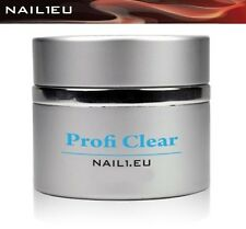 UV 1-phasen-gel GEL ProfiLine Professionale Clear 40ml / einphasengel
