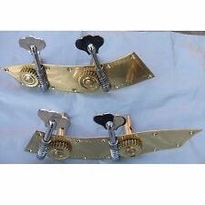 4/4&3/4 double bass machine head winders pegs copper