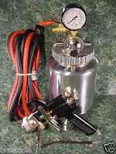 Remote 2 Quart pot AIR SPRAY GUN TOOL new paint sprayer
