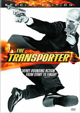 The Transporter (DVD, 2005, Special Edition)