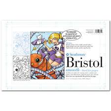 Strath Sequential Bristol Smooth Pad 11X17