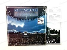 Various - Knebworth UK 2LP 1990 FOC '