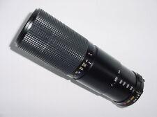 Minolta 100-200mm F5.6 MD Manual Focus Zoom Lens ** mint condition
