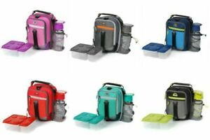 Arctic Zone Pro High Performance Kids 8pc Lunch Box & Ice Pack NWT School