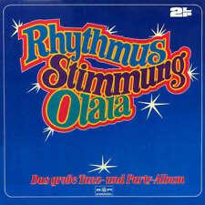Various Rhythmus, Stimmung, Olala 2xLP Comp Vinyl Schallplatte 151145