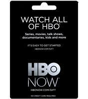 HBO NOW GIFT CARD UNITED STATES (MIGRATABLE TO HBO MAX)