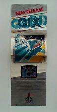 Retro Qix Flyer for Atari 2600