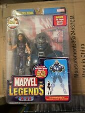 Marvel Legends Toybiz Apocalypse Series X-23 Purple Variant X-Men Action Figure