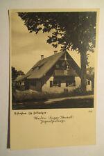 Postal pastos Palatinado albergue de juventud DHJ campo post 1941