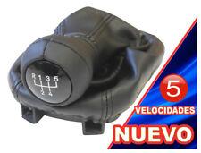 POMO DE CAMBIO + FUELLE + MARCO SEAT LEON I 1 MK1 TOLEDO II 2 MK2 5 VELOCIDADES