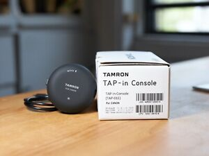 Tamron TAP-In Console Lens Accessory for Canon EF Lens Mount