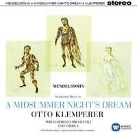 Otto Klemperer - Mendelssohn: A Midsummer Night Neuf CD