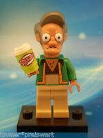 Apu Nahaspapeemap - Lego Simpsons Sammelfigur mit Zubehör - NEU unbespielt 71005