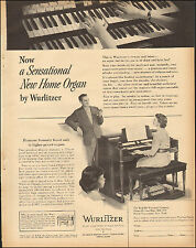1949`Vintage ad for Wurlitzer`Organs and Pianos`Photo (080115)