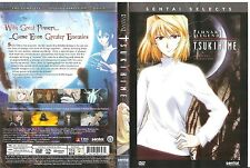 Lunar Legend Tsukihime DVD Sentai Selects(DVD, 2015, 2-Disc Set) NEW & SEALED