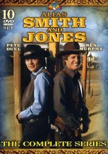 Alias Smith and Jones Complete Series 1 2 3 Season 3 2 1 One-Three & New R4 DVD