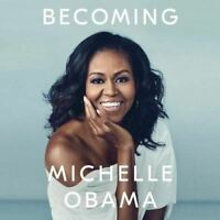 Audio CD - Becoming by Michelle Obama