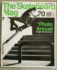 The Skateboard Mag - January 2010 - Photo Annual - David Reyes Issue 70