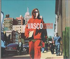 VASCO ROSSI BUONI O CATTIVI CD DIGIPACK EDITORIALE SIGILLATO!!!