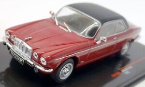 IXO 1/43 Scale Model Car CLC345N - 1976 Jaguar XJ12C - Burgundy