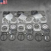 NEW Carburetor Carb Rebuild Kit FOR 92-97 Polaris Mikuni SL SLT SLX 650 750 780