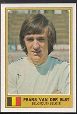 Football autocollant-panini euro football 1976-nº 10-frans vander elst