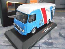 SAVIEM SG2 Alpine Renault elf WM Van Bus Service Assistence Rallye NEU IXO 1:43