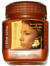 Bronz Tone Vanishing Cream Cocoa Butter & Honey Extracts 275ml FREE SHIPPING