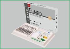 Dental Nano Hybrid Universal Composite Resin Light Cure Kit Fusion Prevest Fs