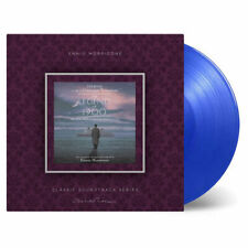 THE LEGEND OF 1900 OST  COLOR blue VINYL LP , ROGER WATERS, MORRICONE  RECORD