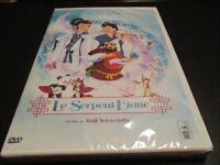 "DVD NEUF ""LE SERPENT BLANC"" dessin anime manga de Taiji YABUSHITA"