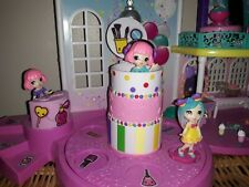 Party Popteenies Poptastic Party Playset, Series 1 Opened But Unplayed With