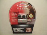 Labtec Notebook WebCam USB PC Camera, live images, photos, messaging Brand New!