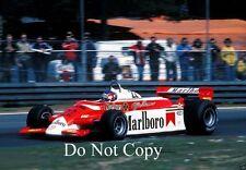 Patrick Depailler Alfa Romeo F1 1980 fotografía 3