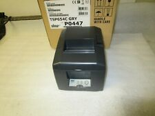 Star Micronics Tsp650 Pos Thermal Receipt Printer Missing Power Supply