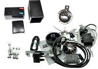 Umbausatz komplett Zündung Powerdynamo/Vape 12V Zündanlage pass. für BK350