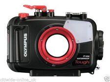 Underwater Camera Cases & Housings for Olympus