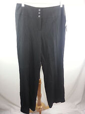 Style & Co Petite Stretch Pants Black 30 x 30 10P NWT