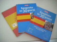 SPAGNOLO IN 30 GIORNI. LIBRO + CD AUDIO / Berlitz - Mondadori NUOVO