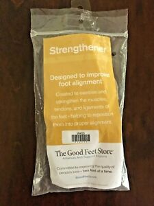 NEW The Good Feet Store Strengthener Arch Supports, #W455