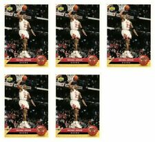 (5) 1992-93 Upper Deck McDonald's Basketball #P5 Michael Jordan Card Lot