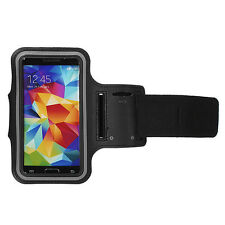 Sports Running Jogging Gym Armband Waterproof Cover for Samsung S3, S4 Black
