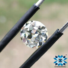 3.00 to 10.00 mm OEC Cut VVS White G-H Moissanite Diamond For Ring Loose Stone