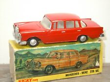 Mercedes 220SE Saloon - Nicky Toys 186 India Calcutta in Box *33083